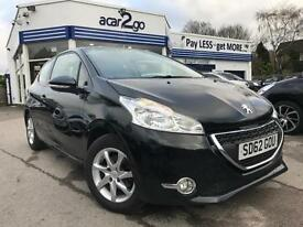 2012 Peugeot 208 ACTIVE Manual Hatchback