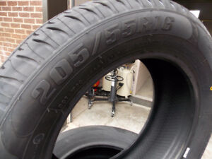 NEW TIRES 195/65/15 - 280$ txin 4tires ** 2150 Hymus, Dorval **