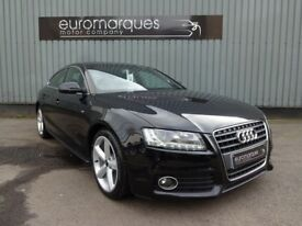 Audi A5 S line 2.0 TDI 170PS (black) 2011