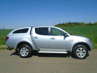MITSUBISHI L200 2.5 DI-D RAGING BULL DOUBLE CAB AUTOMATIC 4DR - NO VAT TO PAY!