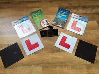 **Learner Drivers Starter Kit**