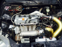 Engine swaps and turbo installation