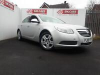 2009 59 VAUXHALL INSIGNIA 1.8i 16V VVT EXCLUSIV.GREAT EXAMPLE.FINANCE AVAILABLE.