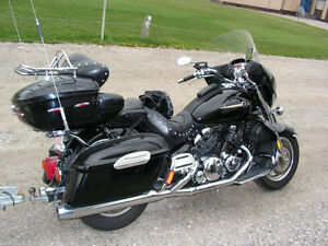 Yamaha Royal star Venture Silverado edition trades considered