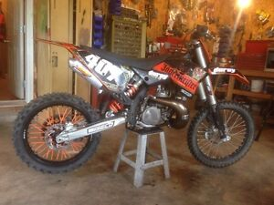 ktm 250 sx need to go
