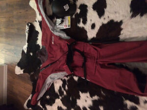 Large Immersion research drysuit and sweetness helmet