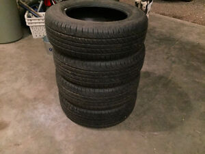 195/65/15 All Season Tires 85% Tread - GT Radial Champiro VP1