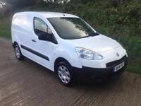 2014 14 Peugeot Partner L1 850 1.6 Hdi 92ps Van Choice of 2