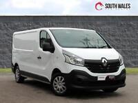 2014 Renault Trafic Ll29 Business Dci S/R P/V Panel Van 1.6 Manual Diesel