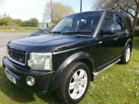 WOW STUNNING L/R DISCOVERY XS TDV6, AUTO, HEATED LEATHER, FULL MOT, RECON ENGINE