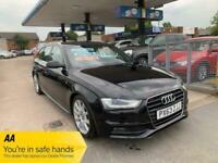 2014 Audi A4 Avant Estate Diesel Manual