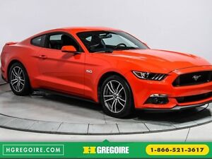 2016 Ford Mustang GT Premium AUTO CUIR NAVIGATION MAGS BLUETOOTH