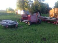 Wagons and sleigh sloop sleigh