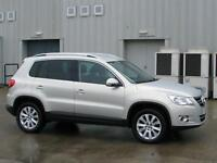 Volkswagen Tiguan 2.0TDI ( 140ps ) 4-Motion DSG Match Automatic NOW SOLD