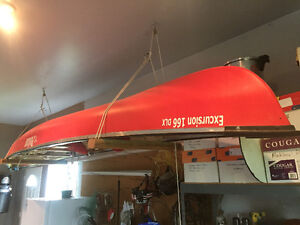 "Excursion 16' 6"" Pelican Canoe *Mint Condition"