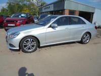 Mercedes-Benz E220 SE CDi Auto. From £300.94 per month.
