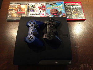 PS 3 console