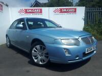2005 54 ROVER 75 2.0 CDTi CONTEMPORARY SE AUTOMATIC.FANTASTIC COLOUR.LOW MILEAGE