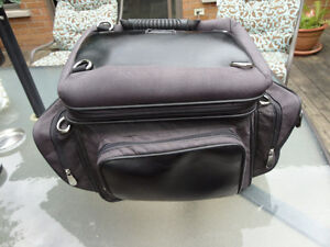 MOTORCYCLE REAR LUGGAGE