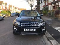Land Rover Range Rover Evoque 2.2 SD4 Prestige Hatchback AWD 5dr Black