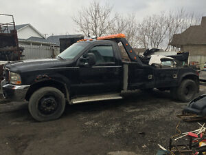 Towing Wheel lift Ford  F-550 1999
