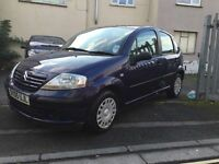 Citroen c3 new mot 2005 drives mint 795