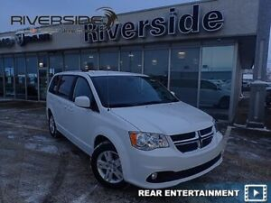 2019 Dodge Grand Caravan Crew  - Navigation - $218.75 B/W