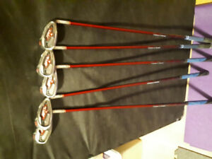 USED GOLF CLUBS - 2 SETS