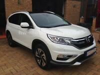 Honda CR-V Executive 4WD Xenon Leder Navi Panoramadach