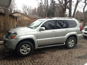2005 Lexus GX Base SUV, Crossover