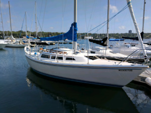 Mint Catalina 27 for sale