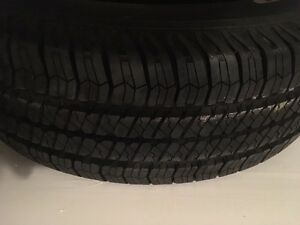 1 BRAND NEW GOODYEAR P245/75R16 TIRE--NEVER USED