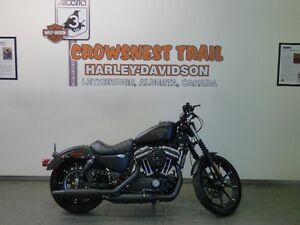 2016 SPORTSTER 883 IRON XL883N