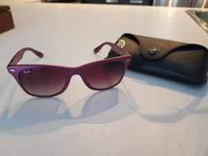 Lunettes soleil Ray Ban sunglasses RB4195 RayBan's
