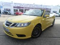 Saab 9-3 1.9 TiD 150 Linear SE Convertible DIESEL MANUAL 2008/58