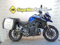 2013 62 TRIUMPH TIGER EXPLORER 1215