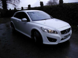 Volvo C30 1.6D D2 R-Design**Stunning Car**£30 Road Tax**74MPG**Facelift Model**