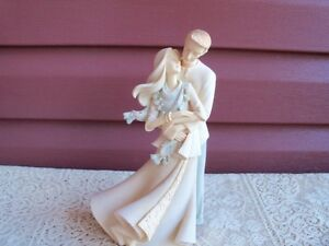 Foundations statue by Karen Hahn--Every love story is beautiful!