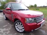 2010 Land Rover Range Rover 3.6 TDV8 Autobiography 4dr Auto 4 Zone Air Con! A...