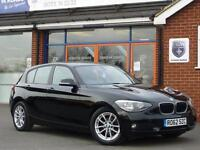 2012 62 BMW 1 SERIES 116D EFFICIENTDYNAMICS 5DR