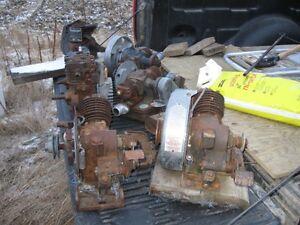 Gas Wash Machine Engines