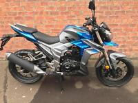 NEW Euro 4 Lexmoto Viper 125 learner legal own this bike for only £13.27 a week
