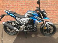 NEW Euro 4 Lexmoto Viper 125 learner legal own this bike for only £11.80 a week