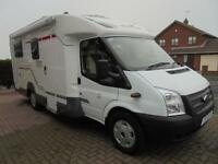 Roller Team Family 695 4 berth rear bed garage motorhome for sale PRICE REDUCED