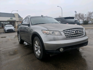 Reduced Price! FULLY LOADED Infiniti fx35
