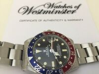 Rolex , Omega , Breitling , Jaeger watches wanted Today