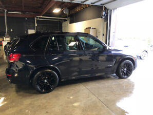2014 BMW X5 3.5 M package