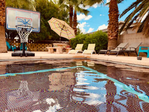 Old Town Scottsdale House - Pool, Walk to Public Golf Course