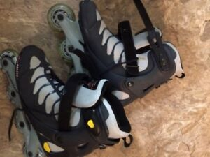 Rollerblades and gear