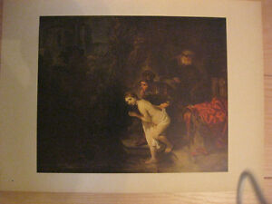 Print of etching and prints from Rembrandt Kitchener / Waterloo Kitchener Area image 5